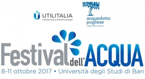 ACCIONA Agua, patrocinador Festival dell Acqua 2017