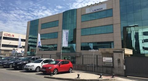 Grupo LACROIX refuerza presencia España nuevas instalaciones Madrid