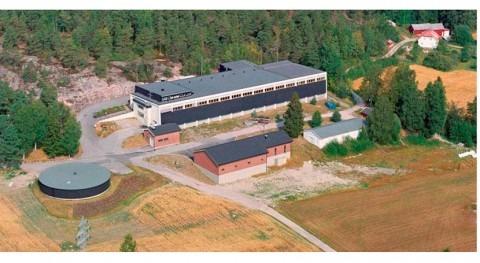Filtralite Planta Tratamiento Agua Potable Fredrikstad, Noruega