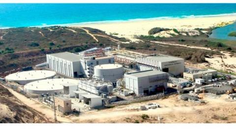 Filtralite®Pure aumenta producción planta desalinizadora Palmachim, Israel
