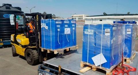 Gobierno Perú envía 24 filtros potabilizadores agua regiones Piura y Junín