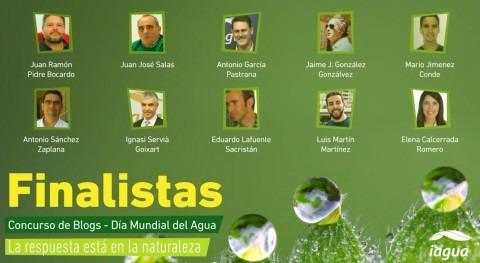 Concurso Blogs Día Mundial Agua: Estos 10 artículos optarán al Premio Jurado