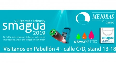 Grupo Mejoras compartirá experiencias y novedades Smagua19
