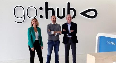 GoHub se convierte Global Partner Asociación Valenciana Startups