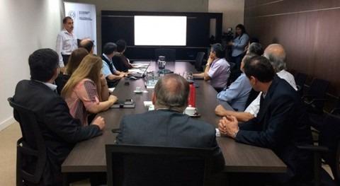Comienzan obras alcantarillado y planta tratamiento San Lorenzo Paraguay