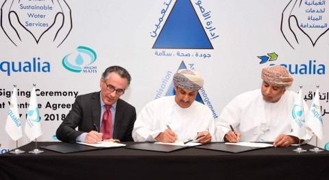 Aqualia y Majis gestionarán instalaciones agua puerto Sohar, Omán
