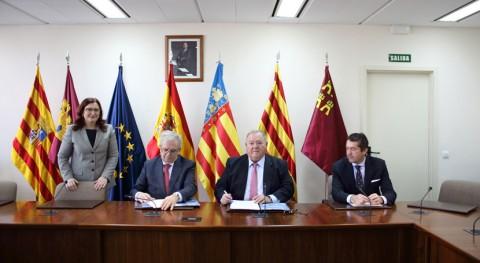 Acuerdo modernizar 3 sectores regadíos tradicionales Acequia Real Júcar