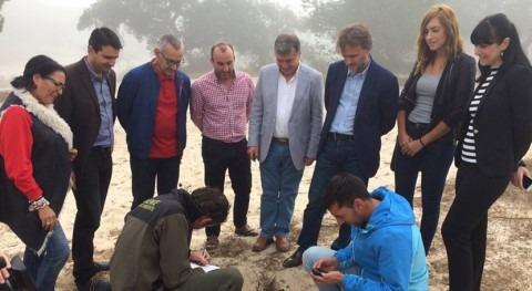 Andalucía comienza clausura pozos cuenca hidrográfica Tinto-Odiel-Piedras