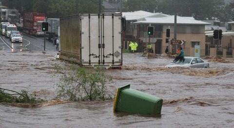 inundaciones Pakistán dejan ocho fallecidos
