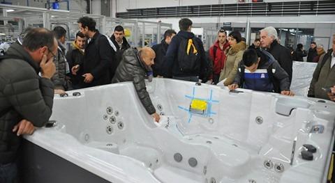 Fluidra Factory Tours: Más 500 clientes visitaron instalaciones Fluidra 2016