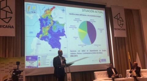 """Gobierno Colombia: """"Debemos actualizar política gestión recurso hídrico"""""""