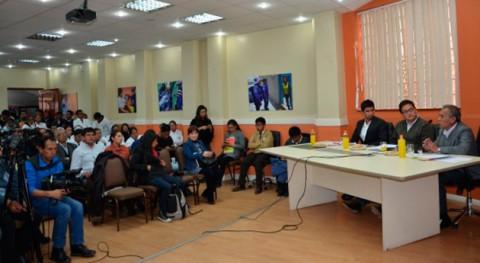 Bolivia forma salud ambiental vigilancia calidad agua