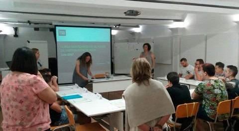 Formación medida Escuela Agua Promoción Económica Sabadell