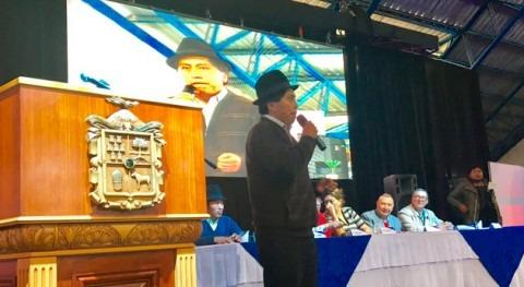 Gobierno Ecuador participa Foro Agua Latacunga