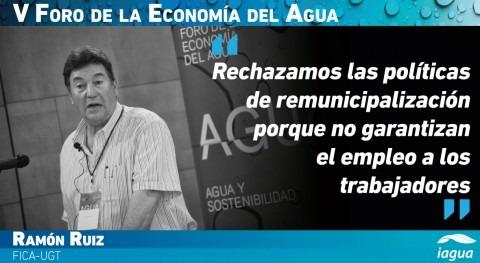 20 ideas debate que nos dejó V Foro Economía Agua celebrado Valladolid