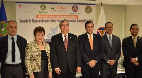 Sequía y cambio climático Centroamérica: 3,5 millones personas sufren efectos