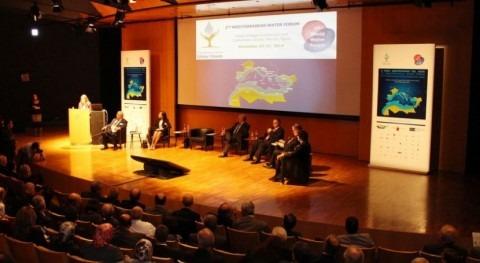 El II Foro Euromediterráneo del Agua tuvo lugar el pasado mes de noviembre