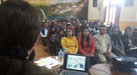 Ecuador fortalece gestión juntas agua potable y riego cantón Mejía