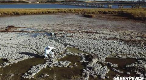 Presentada patente reutilizar fosfoyesos Huelva como alternativa al soterramiento