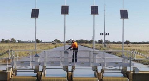 proyecto pionero automatización canales permitirá reaprovechar cerca 429 hm3 agua