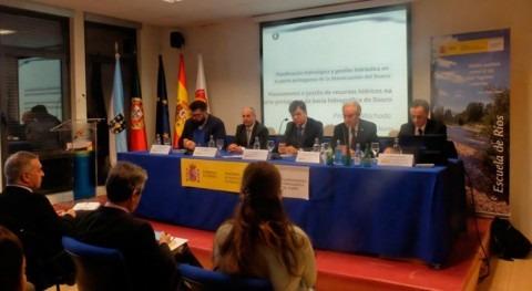 gestión ríos región transfronteriza hispano-portuguesa Chaves-Verín, debate