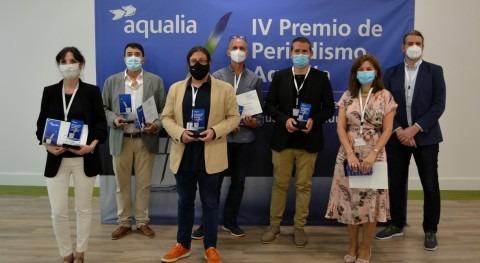 "reportaje ""segunda vida"" agua, ganador IV Premio Periodismo Aqualia"