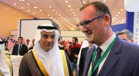 futuro agua Arabia Saudí se dibuja Water Investment Forum