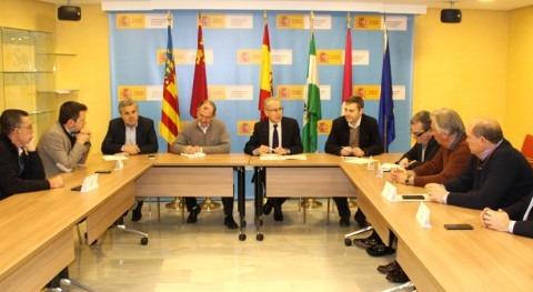 exportadores cuenca Segura plantean sugerencias al Pacto Nacional Agua