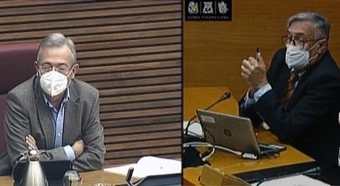 IIAMA participa comisión Cortes Valencianas inundaciones Vega Baja