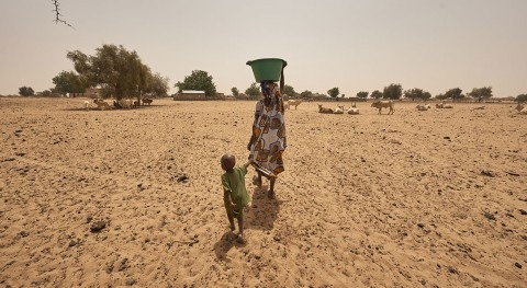 resiliencia comunitaria, esperanza África