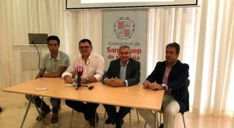 Aqualia pone marcha Sant Josep innovadora tecnología gestión inteligente redes