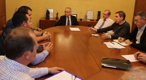 Confederación Segura hace seguimiento acuerdo adoptado sequía Murcia