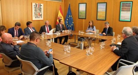 AGA se reúne MAPAMA marco debate alcanzar Pacto Nacional Agua