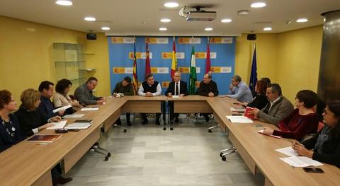 sindicatos cuenca Segura toman palabra Pacto Nacional Agua
