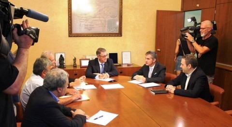 Mario Urrea gestiona consejero Agua y Agricultura Murcia planificación hidrológica