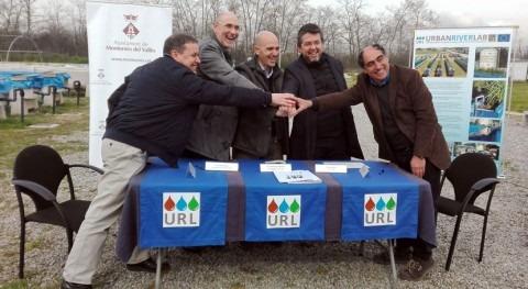 Varias entidades colaborarán uso y gestión plataforma Urban River Lab