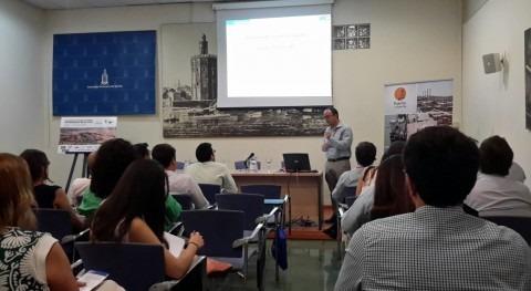 MC Spain muestra productos reparación humedades capilaridad ATPYC