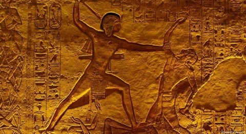 Antiguo Egipto, tumbas e inundabilidad