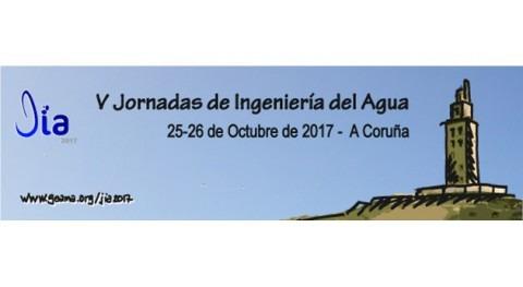 Abierto plazo envío resúmenes   V Jornadas Ingeniería Agua
