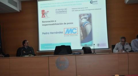 MC Spain traslada experiencia impermeabilización pozos tecnología zanja