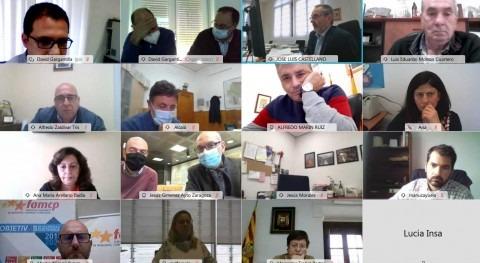 Presentan municipios afectados estudios Tramos 7 y 9 Estrategia Ebro Resilience