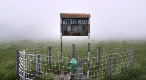lugar más lluvioso mundo