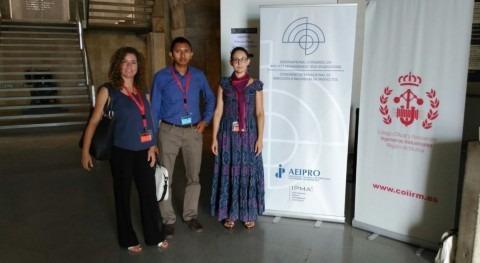 IUACA participa XX Congreso Internacional Dirección e Ingeniería Proyectos