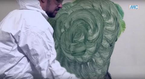 MC Spain suministra producto que permite que grafitis sean eliminados fácilmente
