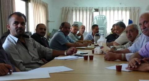 Finaliza proyecto Promoción Social problemática agua Palestina