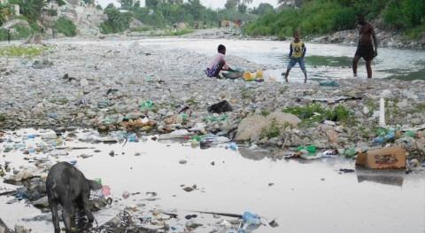 problema acceso al agua potable: revisión tecnologías desinfección