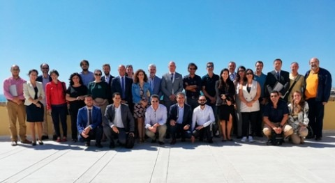 CENTA, CTA Y CEIMAR reúnen Cádiz expertos economía azul