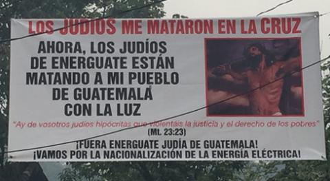 Guatemala: conflictividad sector recursos naturales, asignatura pendiente
