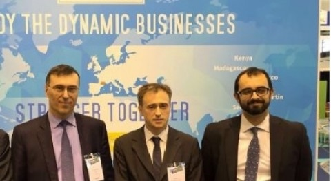 CWP y Pole Competitivite l'Eau firman acuerdo colaboración