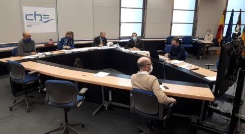 Consejo Agua Demarcación Ebro informa Esquema Temas Importantes